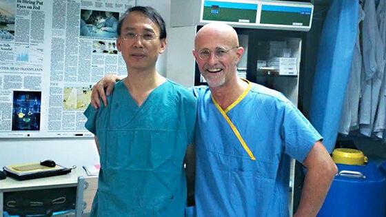 Head Transplant Penemuan Teknologi Mengubah Dunia