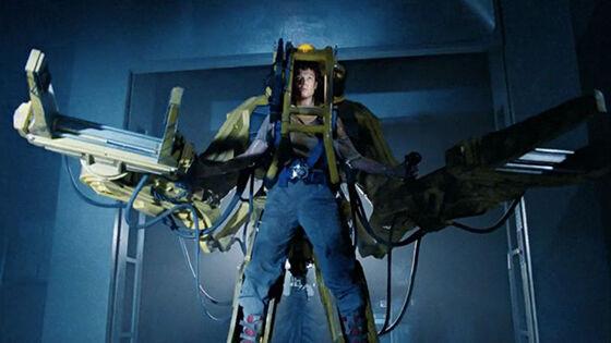 Baju Besi Film Dan Game Sci Fi 1