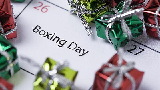 Boxing Day Belanja Online Terbesar Di Dunia