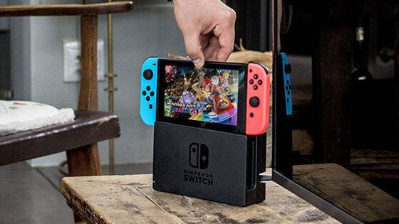 Nintendo Switch Gadget Terpopuler 2017