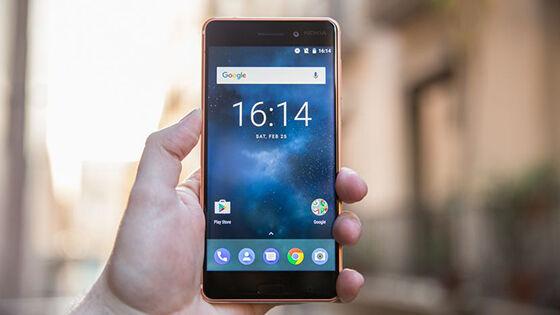 Nokia 6 Gadget Terpopuler 2017