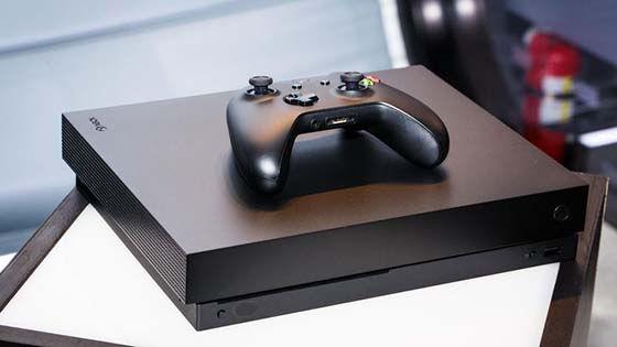Xbox One X Gadget Terpopuler 2017