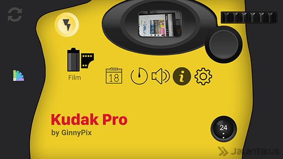 Cara Menggunakan Kamera Analog Android 2