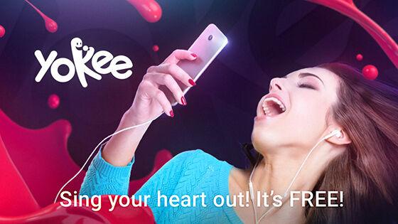 Yokee Aplikasi Karaoke