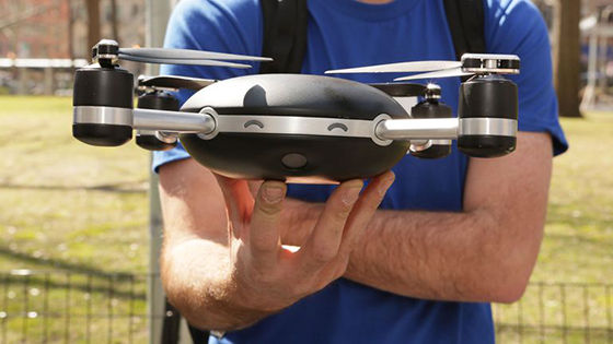 Lily Drone Teknologi Punah 2017