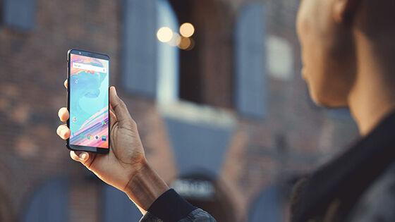 Face Unlock Tren Smartphone 2017