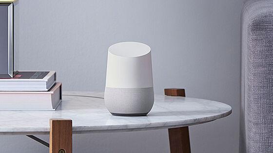 Google Home Tren Smartphone 2017