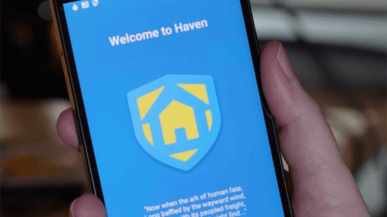 Haven Aplikasi Unik Android