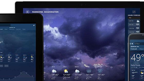 Aplikasi Cuaca Terbaik 4