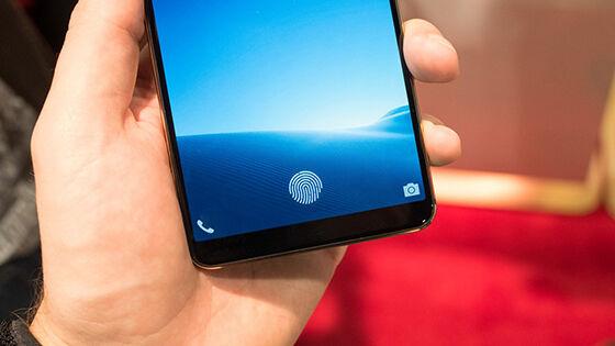 Posisi Fingerprint Smartphone Terbaik 4