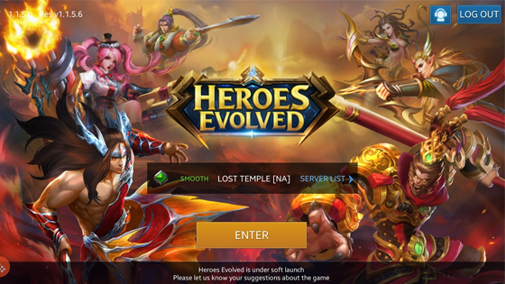 Heroes Evolved Game Pc Online Android