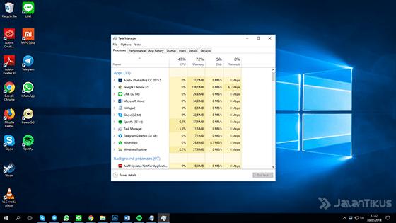 Tps Dan Trik Agar Windows 10 Mudah Untuk Di Gunakan
