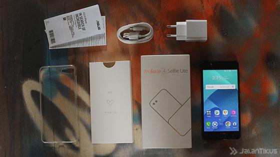 Boks Asus Zenfone 4 Selfie Lite