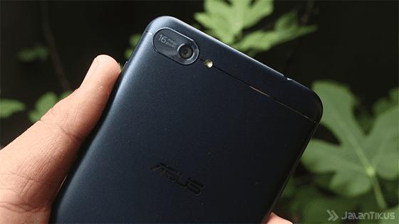 Kamera Asus Zenfone 4 Selfie Lite