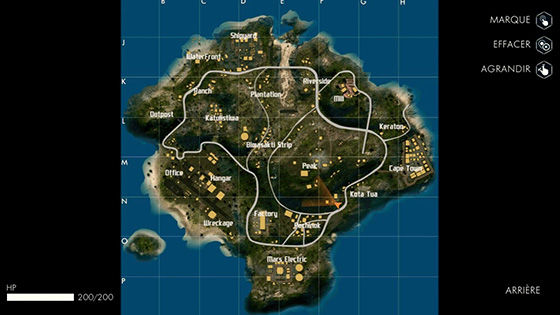 Ros Vs Ff Map