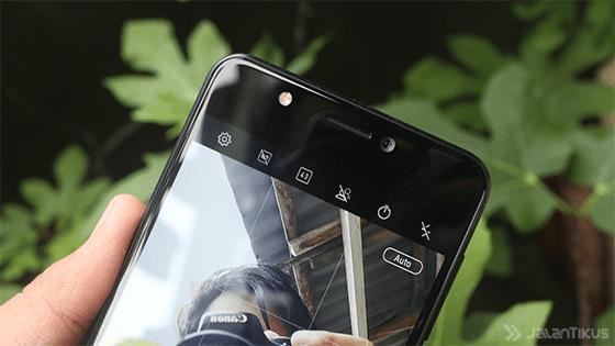 Selfie Asus Zenfone 4 Selfie Lite