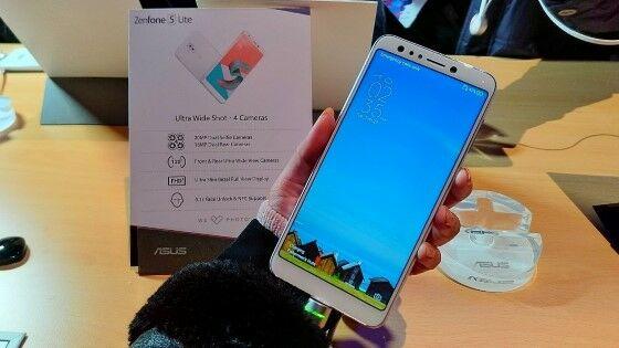 Asus Zenfone 5 Lite 9d0aa