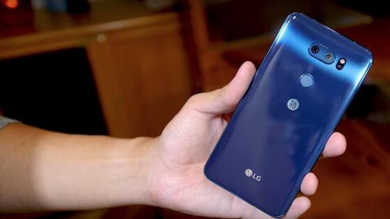 Smartphone 2018 Populer Versi Google Trends Lg V30s 4e81d