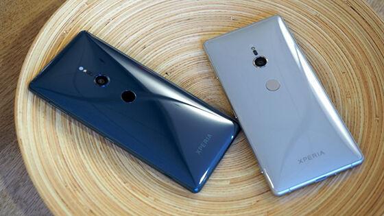 Smartphone 2018 Populer Versi Google Trends Xperia Xz2 6ad05
