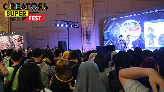 Creators Super Fest 2018 2 7a8b7