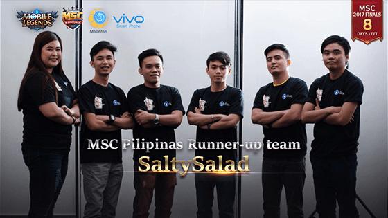 Squad Mobile Legend Terbaik Salty Salad B1ac0