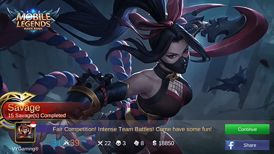 Hanabi Mobile Legends Screen Abfeb