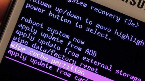 Cara Membuka Hp Android Yang Terkunci Factory Cb155