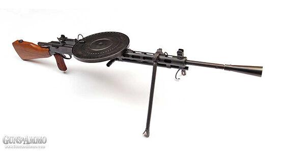 Dp  Light Machine Gun