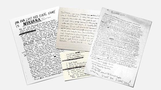 Font Unik Songwriter Font Kurt Cobain 1 2d918
