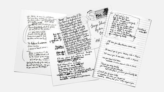 Font Unik Songwriter Font Leonard Cohen 1 Ee5b7