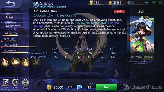 Skill 1 Change Mobile Legends Afd1b