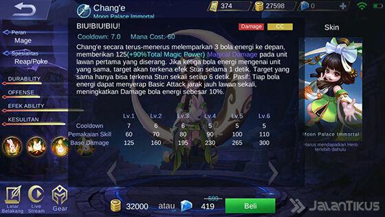 Skill 2 Change Mobile Legends 896a3