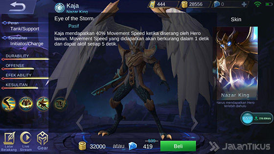 Skill Pasif Kaja Mobile Legends 69d94