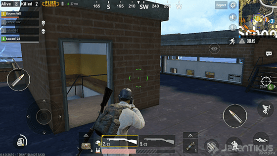 Tips Main Arcade Mode Pubg Mobile 6 542a5