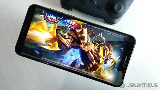 Honor 7a Gaming 9ddea