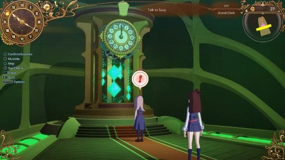 Review Game Ps4 Little Witch Academia Chamber Of Time 5 4e37f