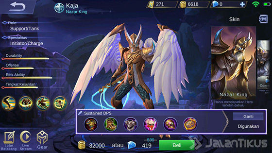 Build Kaja Mobile Legends 759f5