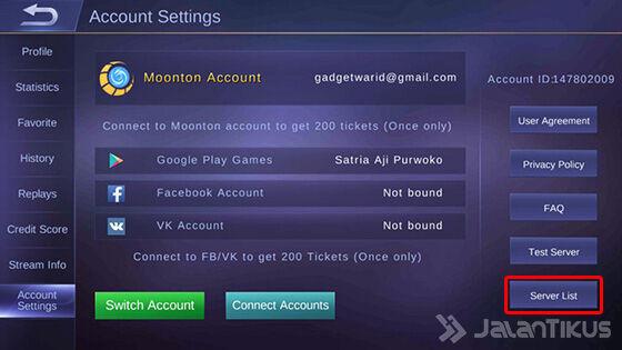 Cara Mengganti Server Mobile Legends Original 03 673df