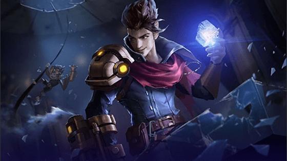 Hero Overpowered Mobile Legends Season 9 Claude 695e3