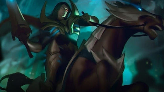 Hero Overpowered Mobile Legends Season 9 Leomord A4376