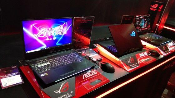 Asus Resmikan Laptop Gaming Gl504 Layar Terbaik Dunia 1 E0767