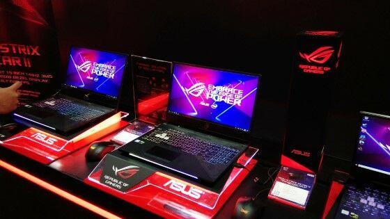 Asus Resmikan Laptop Gaming Gl504 Layar Terbaik Dunia 2 2b345