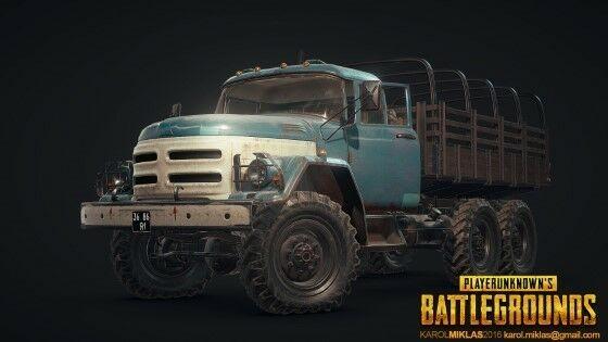 wallpaper-pubg-hd-truck