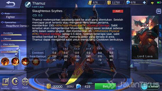 Thamuz Mobile Legends Skill 1 5ef4c