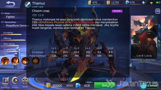 Thamuz Mobile Legends Skill 2 476e9