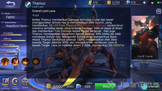 Thamuz Mobile Legends Skill Pasif F9446