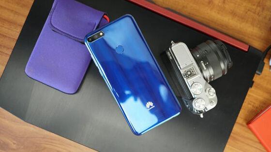 Desain Huawei Nova 2 Lite 62695
