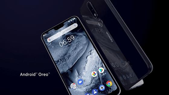 Nokia 61 Plus Oreo E688c