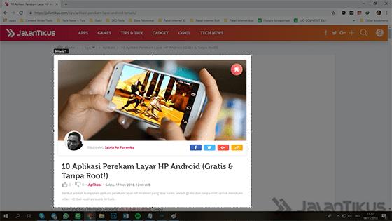 Cara Screenshot Di Laptop Windows Lightshot 03 8ee06
