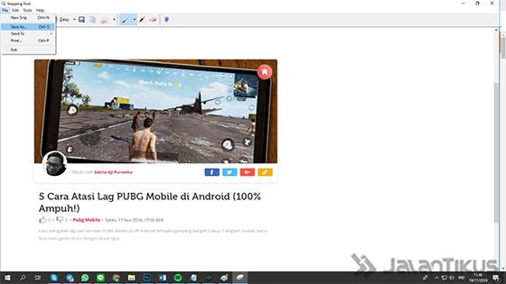 Cara Screenshot Di Laptop Windows Snipping 04 5729b